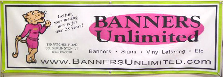 Banners Unlimited