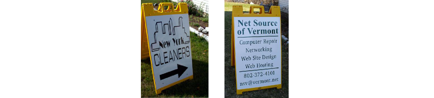 A_Frame_and_Sandwich_Boards